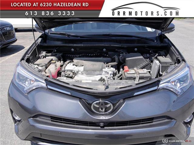 2017 Toyota RAV4 Limited (Stk: 5759T) in Stittsville - Image 8 of 27