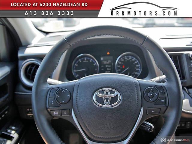 2017 Toyota RAV4 Limited (Stk: 5759T) in Stittsville - Image 14 of 27