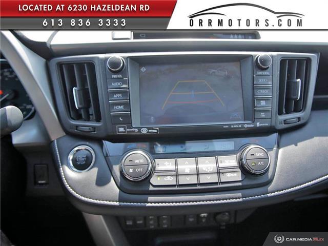 2017 Toyota RAV4 Limited (Stk: 5759T) in Stittsville - Image 22 of 27
