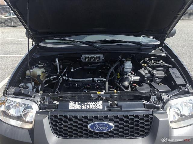 2006 Ford Escape XLS Automatic (Stk: G0189A) in Abbotsford - Image 10 of 25