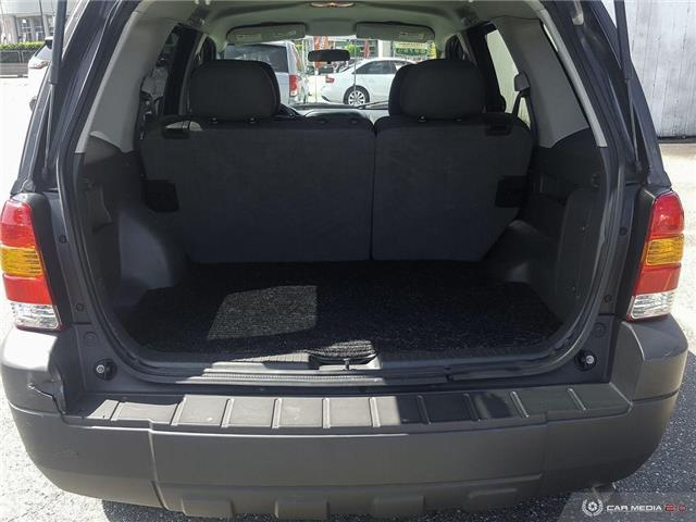 2006 Ford Escape XLS Automatic (Stk: G0189A) in Abbotsford - Image 12 of 25