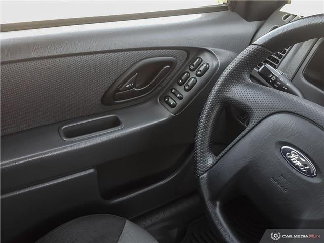 2006 Ford Escape XLS Automatic (Stk: G0189A) in Abbotsford - Image 17 of 25