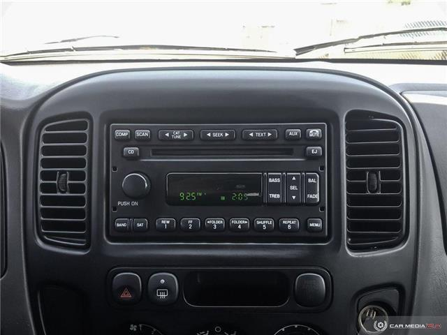 2006 Ford Escape XLS Automatic (Stk: G0189A) in Abbotsford - Image 19 of 25