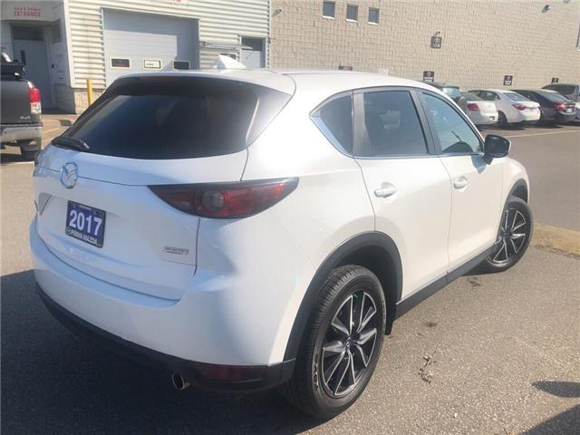 2017 Mazda CX-5 GS (Stk: P-4180) in Woodbridge - Image 3 of 20