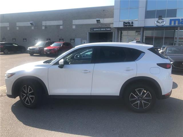 2017 Mazda CX-5 GS (Stk: P-4180) in Woodbridge - Image 5 of 20
