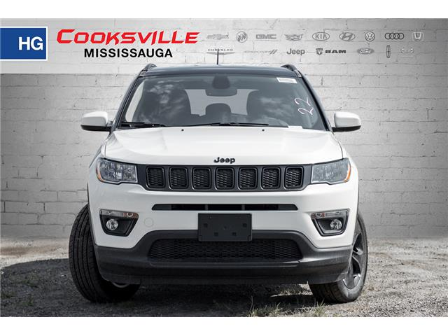 2019 Jeep Compass 2GB Altitude (Stk: KT817526) in Mississauga - Image 2 of 19