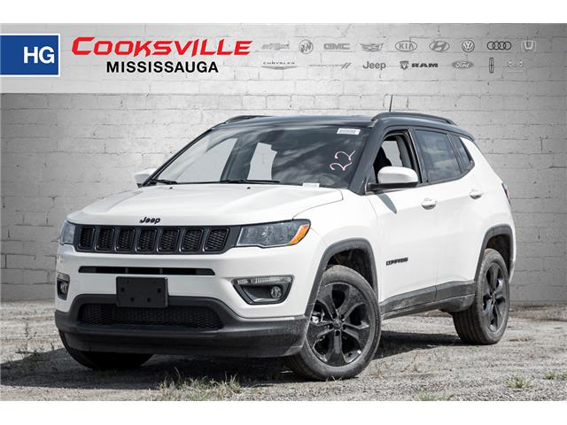 2019 Jeep Compass 2GB Altitude (Stk: KT817526) in Mississauga - Image 1 of 19