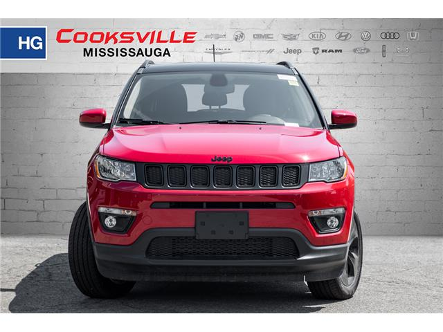 2019 Jeep Compass 2GB Altitude (Stk: KT817527) in Mississauga - Image 2 of 18