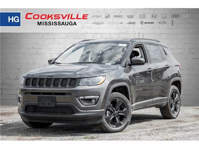 2019 Jeep Compass 2GB Altitude (Stk: KT817530) in Mississauga - Image 1 of 18