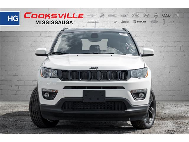 2019 Jeep Compass 2GB Altitude (Stk: KT817531) in Mississauga - Image 2 of 16
