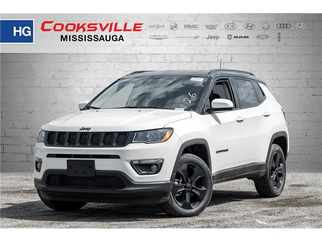 2019 Jeep Compass 2GB Altitude (Stk: KT817531) in Mississauga - Image 1 of 16