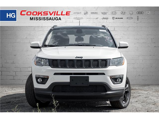 2019 Jeep Compass 2GB Altitude (Stk: KT817532) in Mississauga - Image 2 of 18