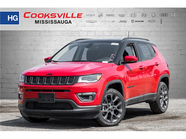 2019 Jeep Compass 2GF High Altitude (Stk: KT825808) in Mississauga - Image 1 of 20