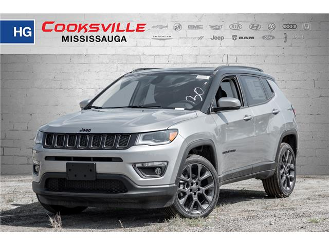 2019 Jeep Compass 2GF High Altitude (Stk: KT825809) in Mississauga - Image 1 of 16