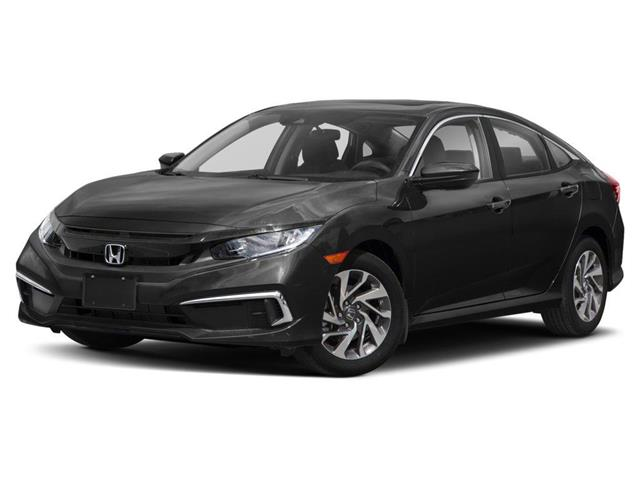 2019 Honda Civic EX (Stk: F19342) in Orangeville - Image 1 of 9