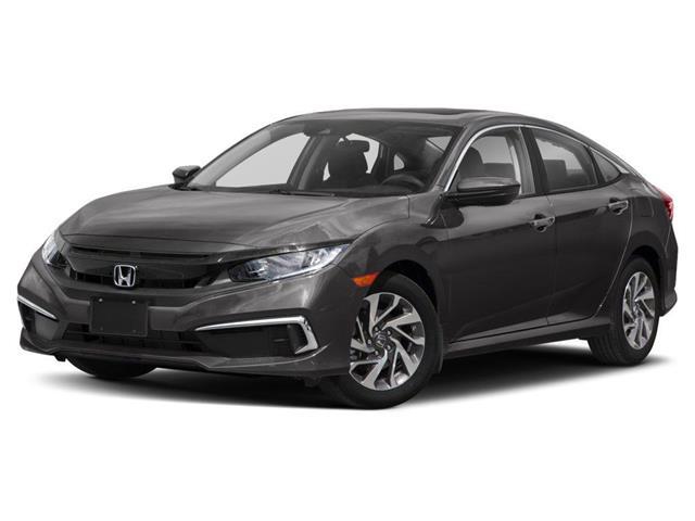 2019 Honda Civic EX (Stk: F19345) in Orangeville - Image 1 of 9