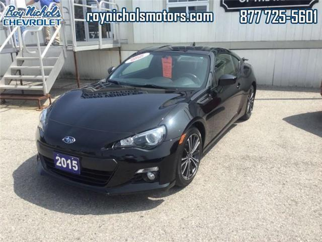 2015 Subaru BRZ Sport-tech (Stk: P6376) in Courtice - Image 1 of 12