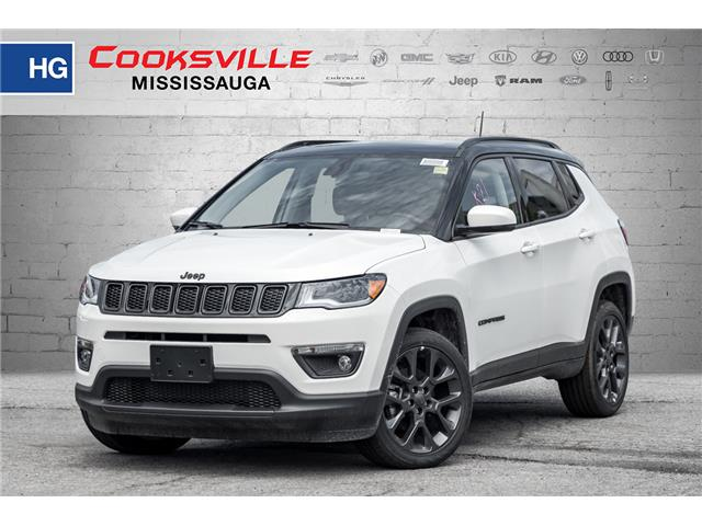 2019 Jeep Compass 2GF High Altitude (Stk: KT825810) in Mississauga - Image 1 of 20