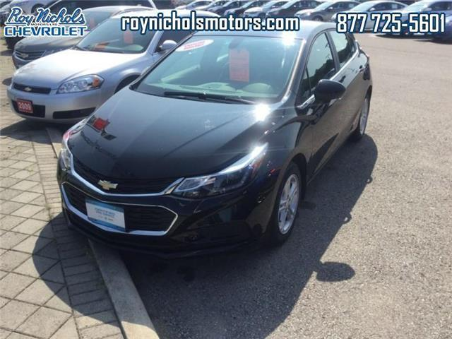 2017 Chevrolet Cruze Hatch LT Auto (Stk: P6393) in Courtice - Image 1 of 12