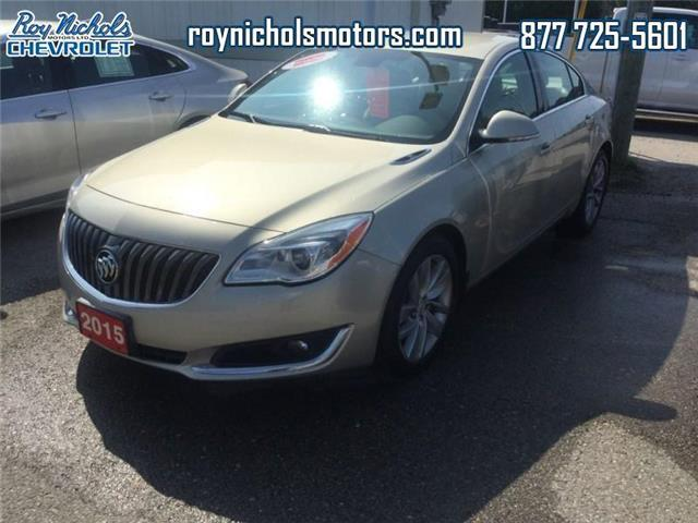 2015 Buick Regal Base (Stk: P6388) in Courtice - Image 1 of 12
