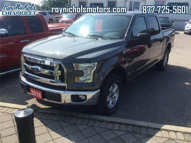 2016 Ford F-150 XLT (Stk: P6386) in Courtice - Image 1 of 13