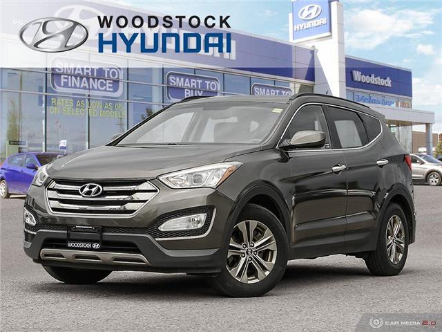 2014 Hyundai Santa Fe Sport 2.4 Base (Stk: QH19005A) in Woodstock - Image 1 of 27