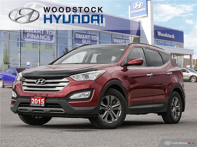 2015 Hyundai Santa Fe Sport 2.4 Luxury (Stk: P1441) in Woodstock - Image 1 of 27