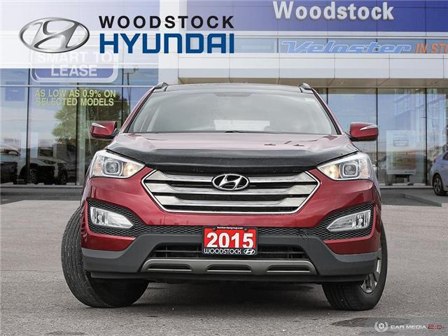 2015 Hyundai Santa Fe Sport 2.4 Luxury (Stk: P1441) in Woodstock - Image 2 of 27