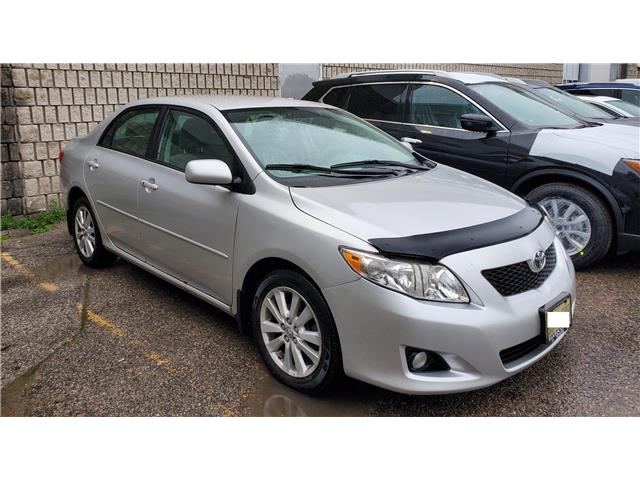 2010 Toyota Corolla LE (Stk: KC835704B) in Scarborough - Image 1 of 6