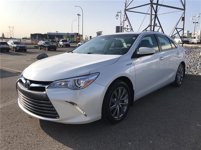 2017 Toyota Camry Hybrid XLE (Stk: 2917) in Cochrane - Image 3 of 15