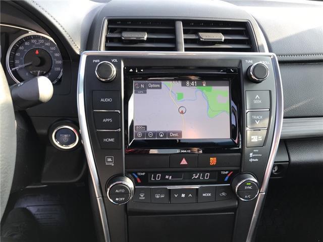 2017 Toyota Camry Hybrid XLE (Stk: 2917) in Cochrane - Image 14 of 15
