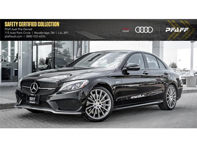 2017 Mercedes-Benz AMG C 43 Base (Stk: C7033) in Woodbridge - Image 1 of 22