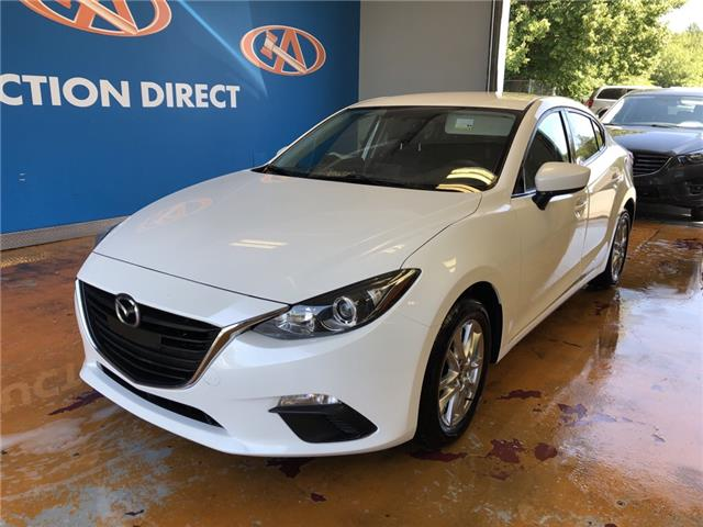 2015 Mazda Mazda3 GS (Stk: 15-200175) in Lower Sackville - Image 1 of 17