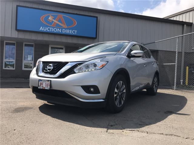 2017 Nissan Murano SV (Stk: 17-133872) in Moncton - Image 1 of 16