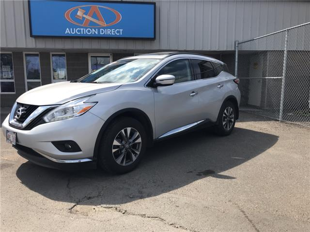 2017 Nissan Murano SV (Stk: 17-133872) in Moncton - Image 2 of 16