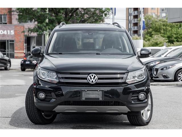 2016 Volkswagen Tiguan Comfortline (Stk: 19-407A) in Richmond Hill - Image 2 of 19
