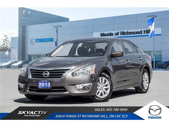 2013 Nissan Altima 2.5 S (Stk: 19-627A) in Richmond Hill - Image 1 of 16