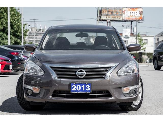 2013 Nissan Altima 2.5 S (Stk: 19-627A) in Richmond Hill - Image 2 of 16