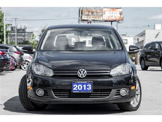 2013 Volkswagen Golf Wolfsburg Edition 2.5L (Stk: P0441) in Richmond Hill - Image 2 of 18