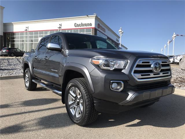 2018 Toyota Tacoma Limited 5TFGZ5AN5JX139819 2899 in Cochrane