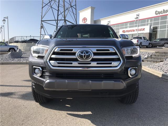 2018 Toyota Tacoma Limited (Stk: 2899) in Cochrane - Image 2 of 16