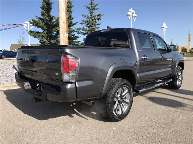 2018 Toyota Tacoma Limited (Stk: 2899) in Cochrane - Image 7 of 16