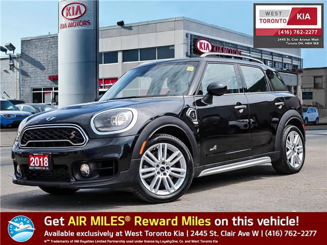 2018 MINI Countryman Cooper S (Stk: P528) in Toronto - Image 1 of 27