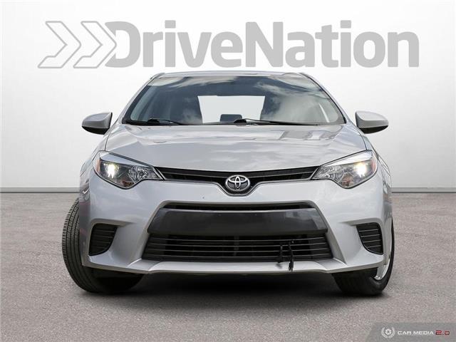 2015 Toyota Corolla CE (Stk: A2814) in Saskatoon - Image 2 of 27