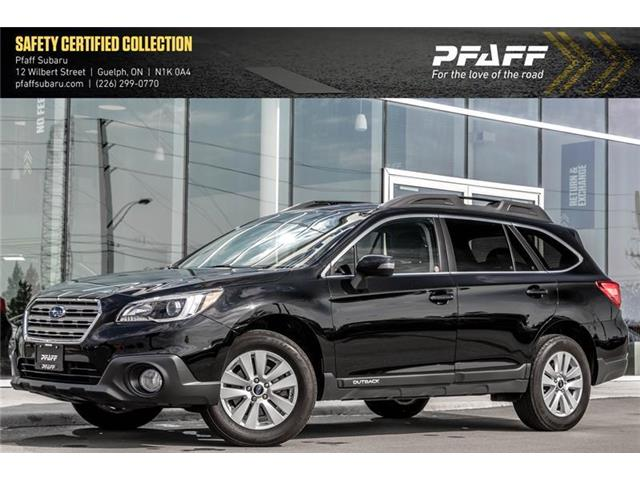 2017 Subaru Outback 3.6R Premier Technology Package (Stk: SU0081) in Guelph - Image 1 of 22