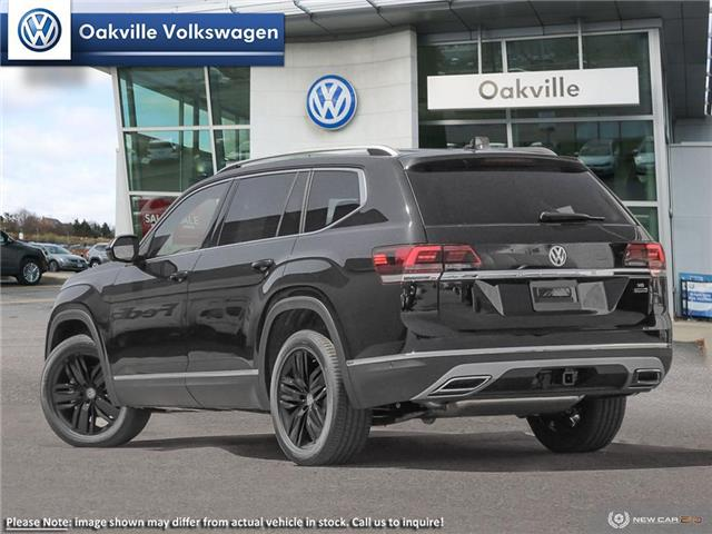 2019 Volkswagen Atlas 3.6 FSI Execline (Stk: 21574) in Oakville - Image 4 of 10