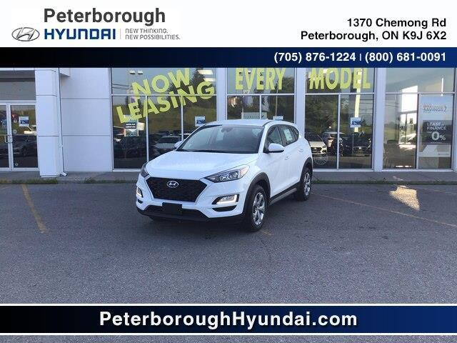 2019 Hyundai Tucson Essential w/Safety Package (Stk: H12020) in Peterborough - Image 1 of 10