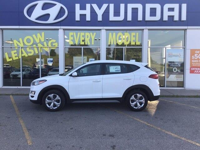 2019 Hyundai Tucson Essential w/Safety Package (Stk: H12020) in Peterborough - Image 2 of 10