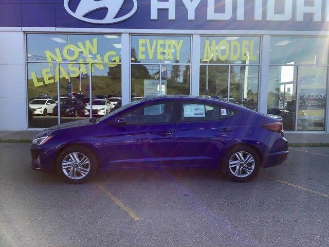 2020 Hyundai Elantra Preferred w/Sun & Safety Package (Stk: H12149) in Peterborough - Image 3 of 11
