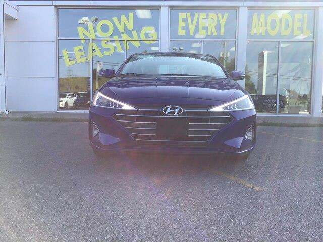 2020 Hyundai Elantra Preferred w/Sun & Safety Package (Stk: H12149) in Peterborough - Image 4 of 11